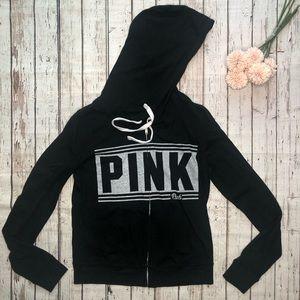 VS PINK Black Hoodie